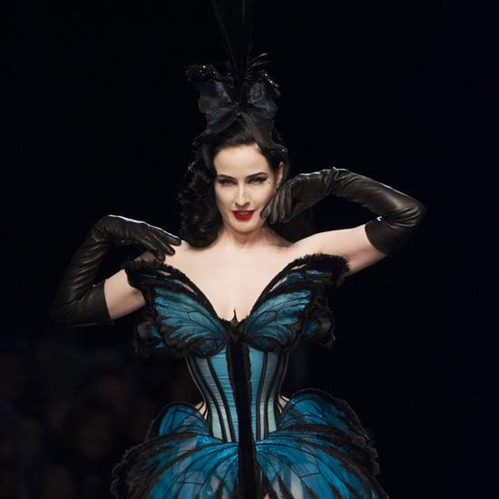 Jean Paul Gaultier Brings Boudoir Beauty to the Runway