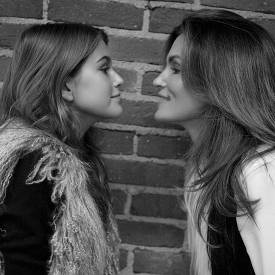 Cindy Crawford and Kaia Gerber in Chrome Hearts Magazine