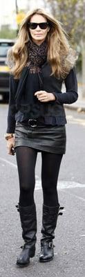Celeb Style: Elle Macpherson