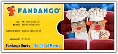 Log In for a Chance to Win $200 in Fandango Bucks!