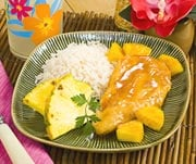 Fast & Easy Dinner: Hawaiian Skillet Chicken