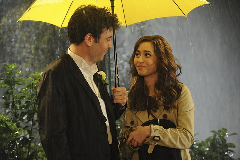 Loved: Ted and The Mother's Meeting Under the Umbrella