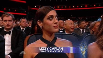 Lizzy Caplan Was Caught by Surprise