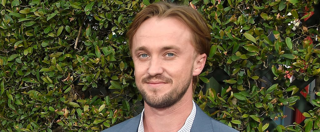 Tom Felton Has Joined The Flash! Here's What We Know About Season 3