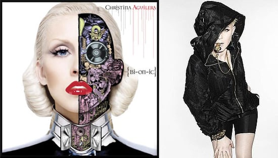 """Christina Aguilera's Album Cover Released and Robyn's """"Fembot"""" Single Both Robot-Inspired"""