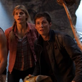 Percy Jackson Sea of Monsters Trailer