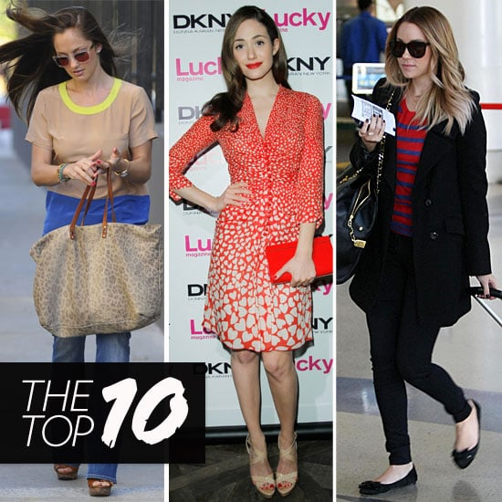 Best Celebrity Style For January 30, 2012