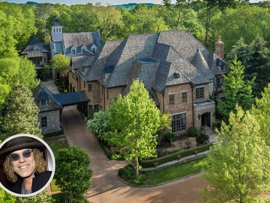 "GALLERY: Big & Rich's ""Big Kenny"" Alphin Is Selling His (Appropriately Huge) Nashville Estate"