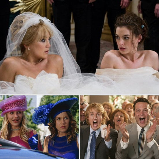 Buzz rounded up some of the funniest wedding crashers in movie history.