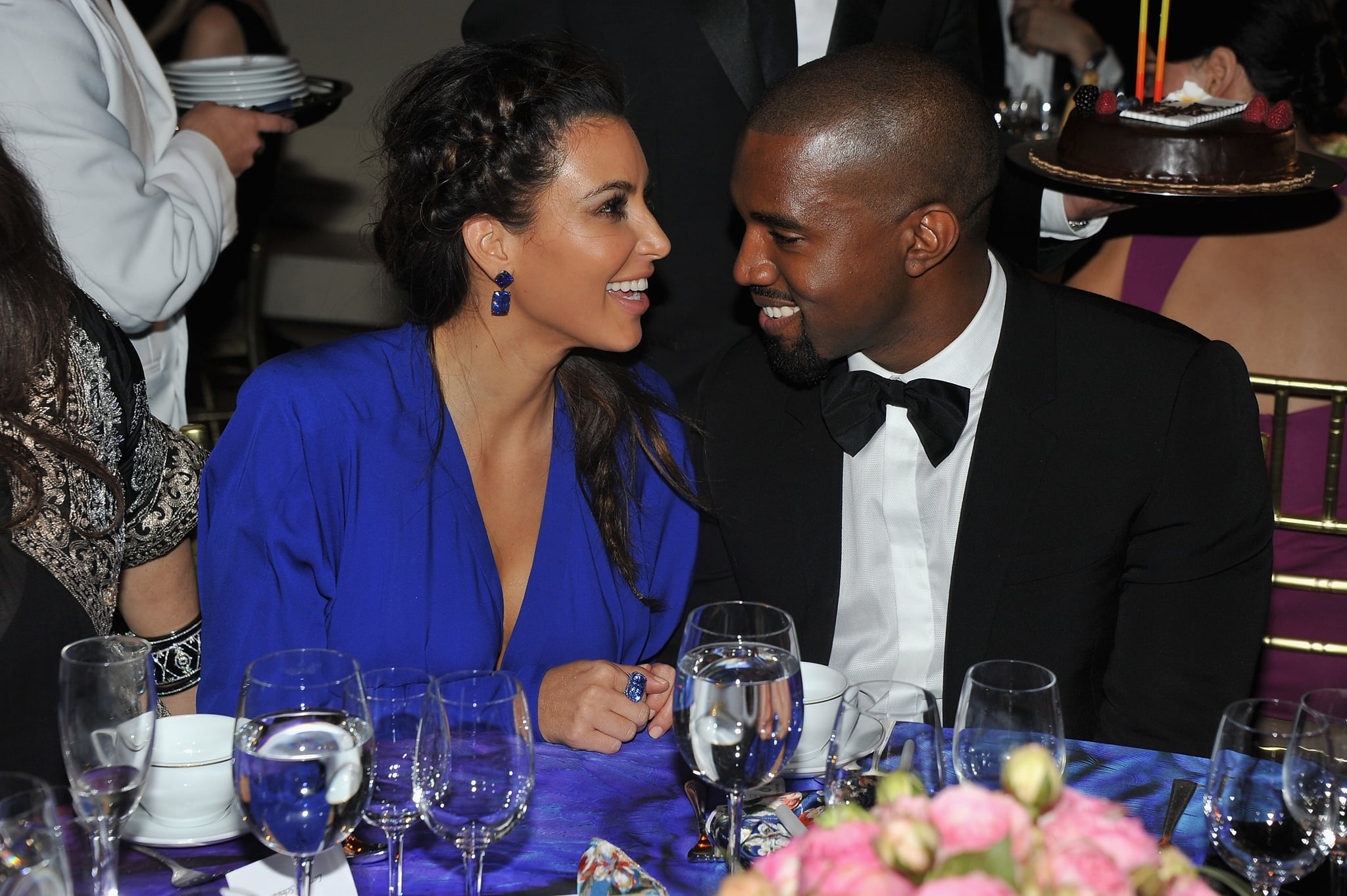 The couple only had eyes for each other at the 2012 Angel Ball in NYC.
