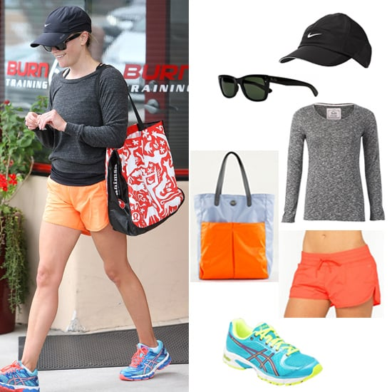 Get the Look: Reese Witherspoon's Workout Style