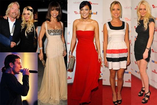 Photos of Lindsay Lohan, Kristin Cavallari, Lindsay Price, Sir Richard Branson, And Gavin Rossdale at the Rock the Kasbah Event