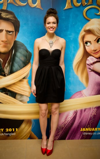 Pictures of Mandy Moore at Tangled UK Premiere