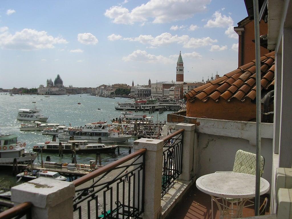Book a Balcony