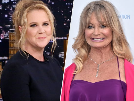 How Amy Schumer Convinced Goldie Hawn to Make Her First Movie in 15 Years: 'She Probably Thought I Was a Psycho'