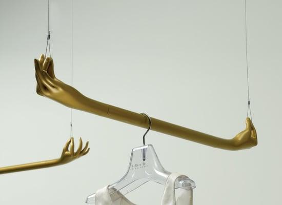 "Simply Fab: Rick Lee Design ""Sutra"" Suspension Rack"