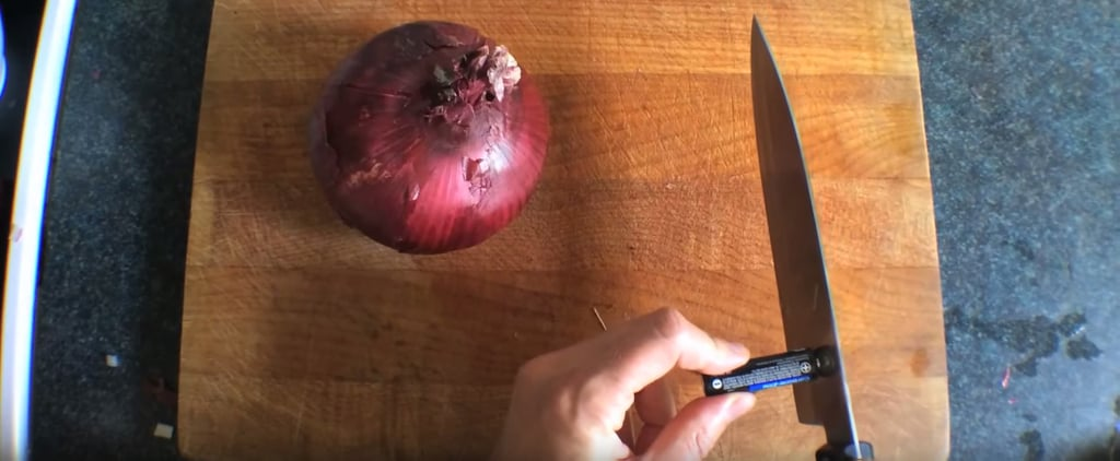 7 Crazy Tricks For Chopping an Onion