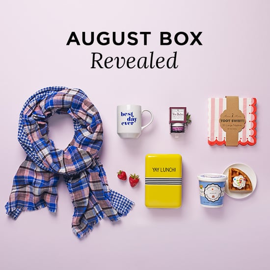 POPSUGAR Must Have August 2015 Reveal