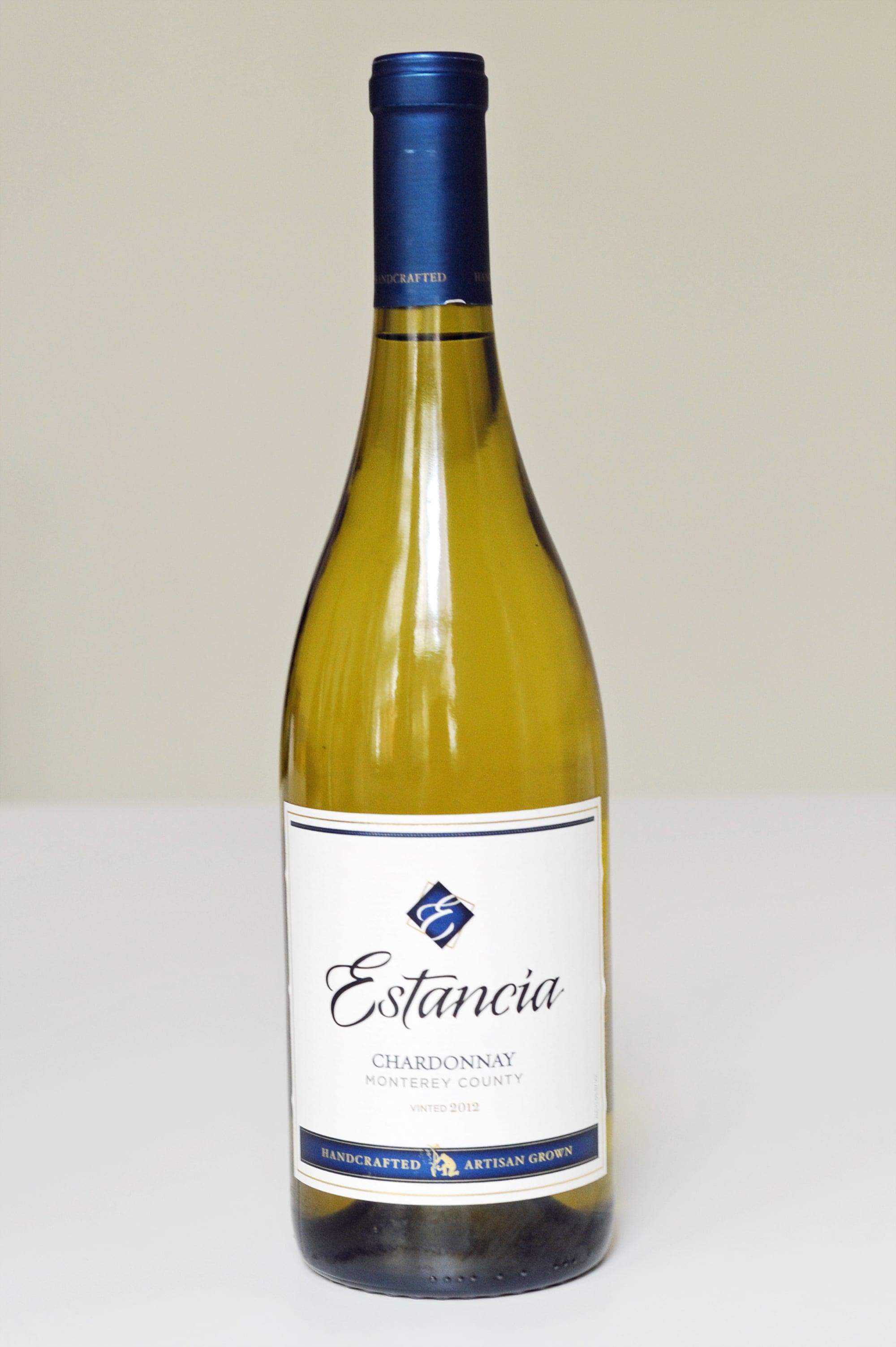 2012 Estancia Chardonnay