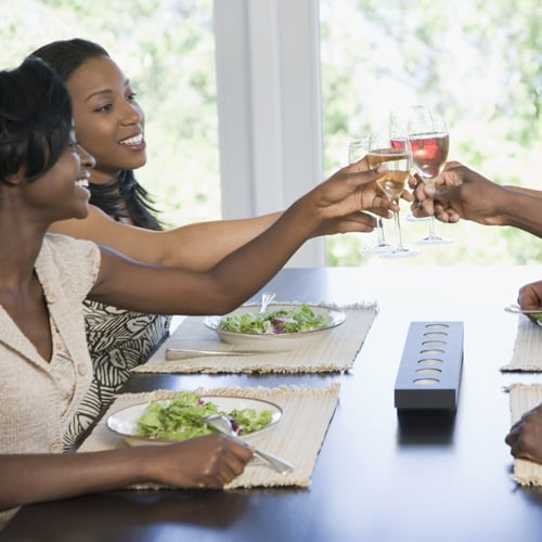 Healthy Eating Tips For Dining at the Table
