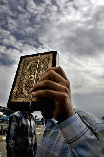 US Soldier Has to Apologize for Using Quran for Target Practice