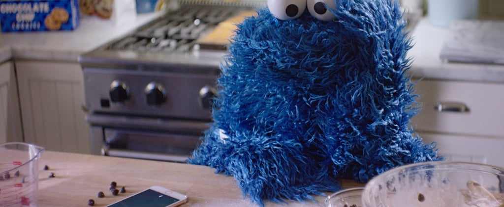 Apple's New Ad Has a Sesame Street Cameo —and It's Too Cute