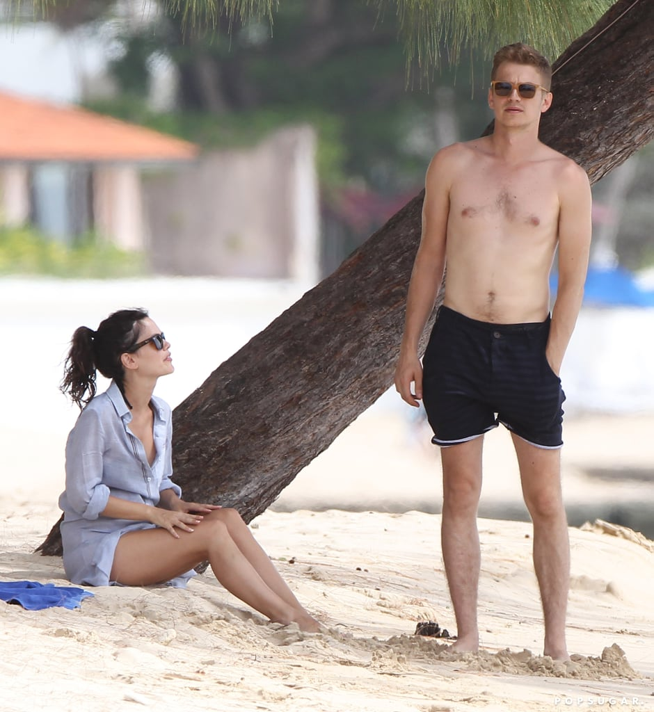 Rachel and Hayden Wrap Up Their Monthlong Caribbean Vacation