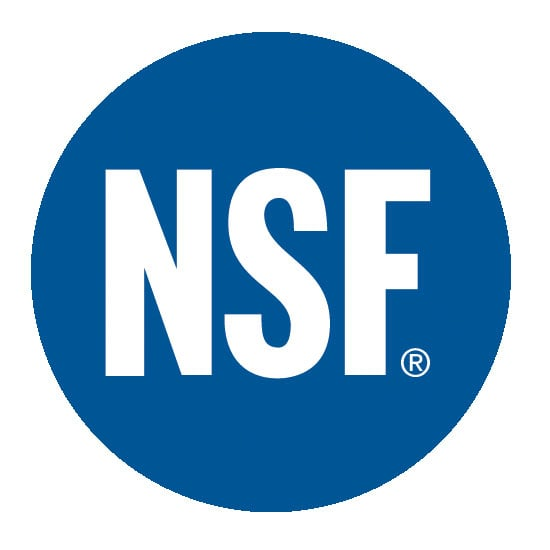 NSF Made With Organic