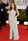 Emilia Clarke at the Golden Globes 2014