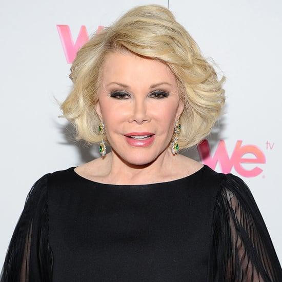 Celebrities React to Joan Rivers's Death