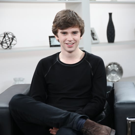 Freddie Highmore and Tracy Spiridakos Bates Motel Interview