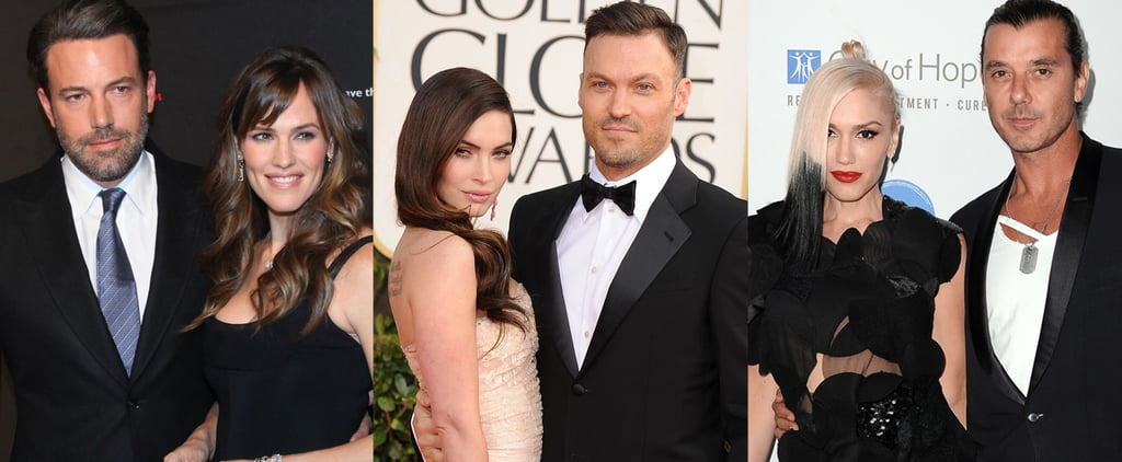 Is Love Dead? 29 Couples Who Have Split in 2015