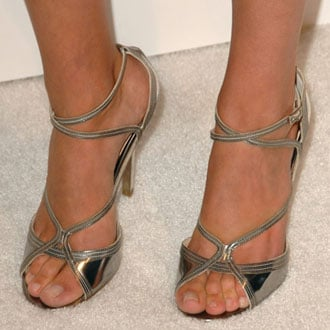 Celebrity Shoes at the 2009 Elle Women in Hollywood Awards