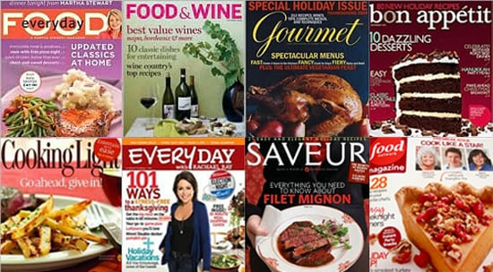 What's Your Favorite Food Magazine of 2008?
