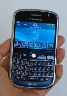 Daily Tech: The BB Bold Arrives. . . in Stores. . . Today!!