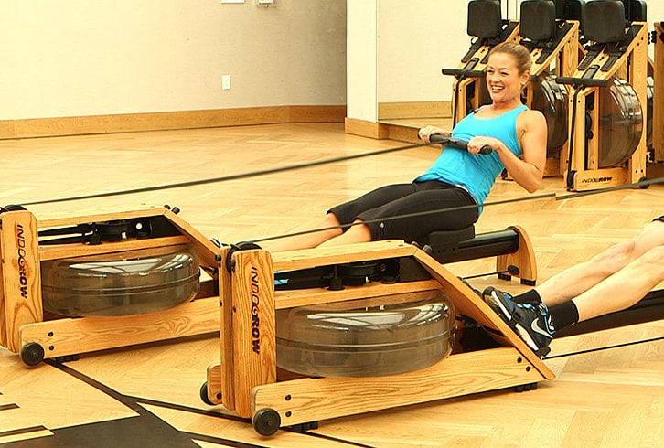Rowing-Machine Workouts