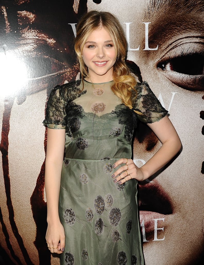 Chloë Moretz Goes From Red Carpet to In-N-Out