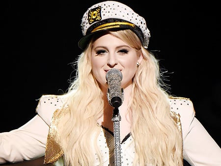 WATCH: Can You Guess Which Meghan Trainor Hit Originally Had a Reggae Vibe?