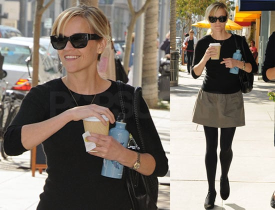 Photos of Reese Witherspoon Looking Cute in LA
