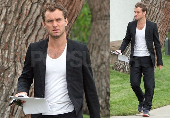 ...And Then Jude Law Was Gross Again