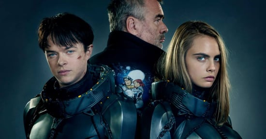 If You Liked The Fifth Element, You'll Love this Photo of Cara Delevingne