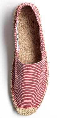 Soludos Canvas Flat Espadrille
