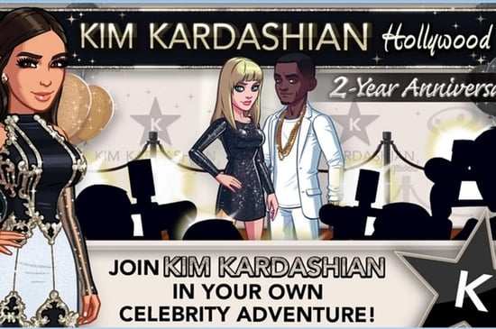 """Kim Kardashian: Hollywood"" Is Hard To Copy Because There's Nobody Like Kim Kardashian"