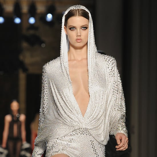 Versace Haute Couture Spring 2014 Pictures