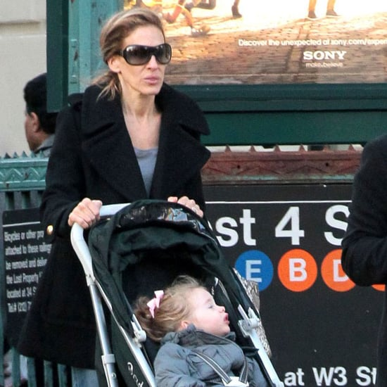 Sarah Jessica Parker & Matthew Broderick With Twins in NYC