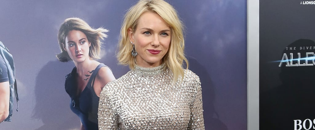 Naomi Watts's Long-Sleeved Derek Lam Look Is the Best You'll See Today