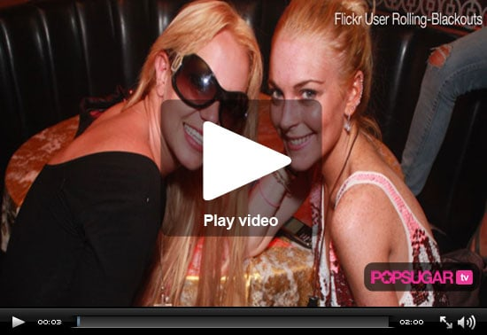 Video of Britney and Lindsay Together, VMA Nominations, Heath Ledger Directed Modest Mouse Video 2009-08-04 14:29:39