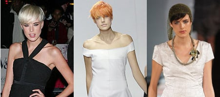 Which Hair Color Looks Coolest on Agyness Deyn?