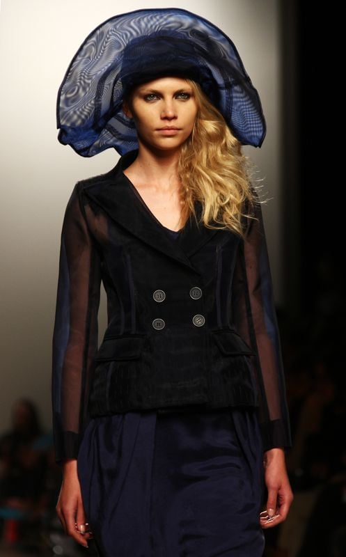 Milan Fashion Week: Gaetano Navarra Spring 2009