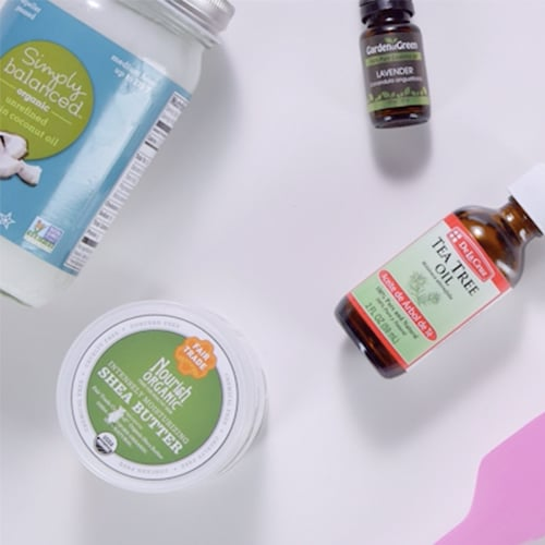 Natural Eczema Relief | DIY